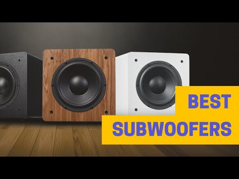Top 5: Best Subwoofers Of 2020