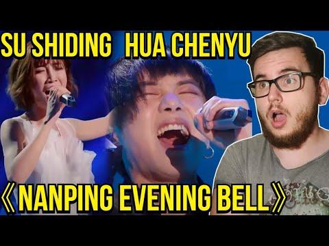 Hua Chenyu & Su Shiding Nanping Evening Bell Reaction