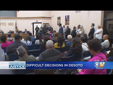 Tough Decisions Ahead For DeSoto ISD