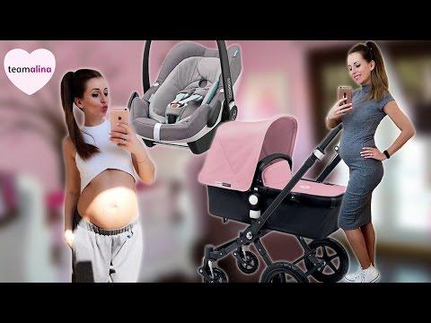 KINDERWAGEN, BABYBETT & ZIMMER - Schwangerschafts Shopping! |www.size-zero.de