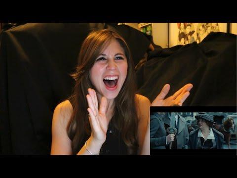Wonder Woman Origin Trailer & Kids Choice Awards Appearance - Reaction