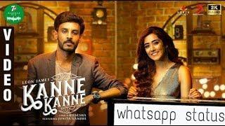 7UP Madras Gig - Kanne Kanne _ Leon James _ ringtone music status