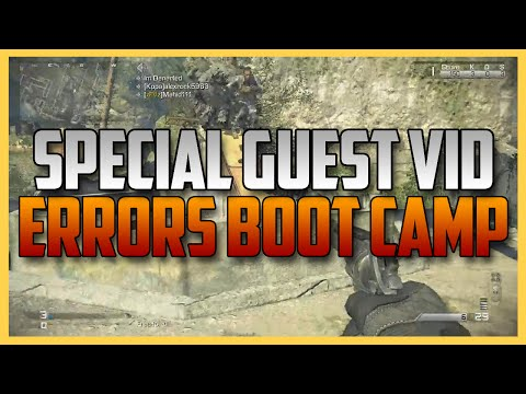 Special Guest Video: Error's Boot Camp - a brutal take on Swiftor Says!