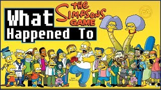 What Happened To The Simpsons Games? | Trollzous