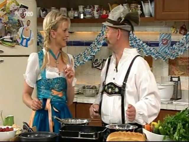 Lafer!Lichter!Lecker! ( Oktoberfest ) Gäste : Eva Habermann und Jan-Gregor Kremp