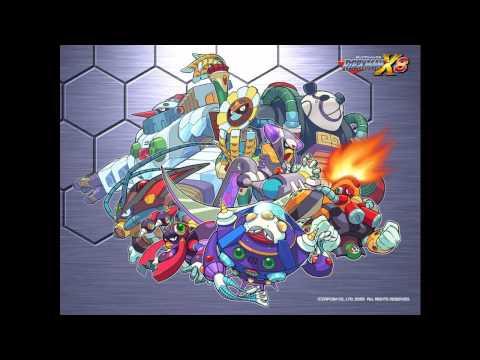 "♪ Megaman X8 / Rockman X8 - ""Dynasty"" (Jazz/Swing/BeBop/Funk/Rock) - Shinya Okada"