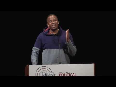 National Agenda 2016, Oct. 5: D. Watkins, Salon Editor-at-Large, Professor and Author