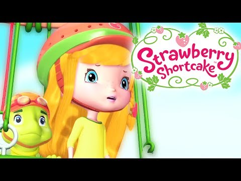 Strawberry Shortcake 🍓 The Rise and Fall of the Hot Air Balloons 🍓 Berry Bitty Adventures