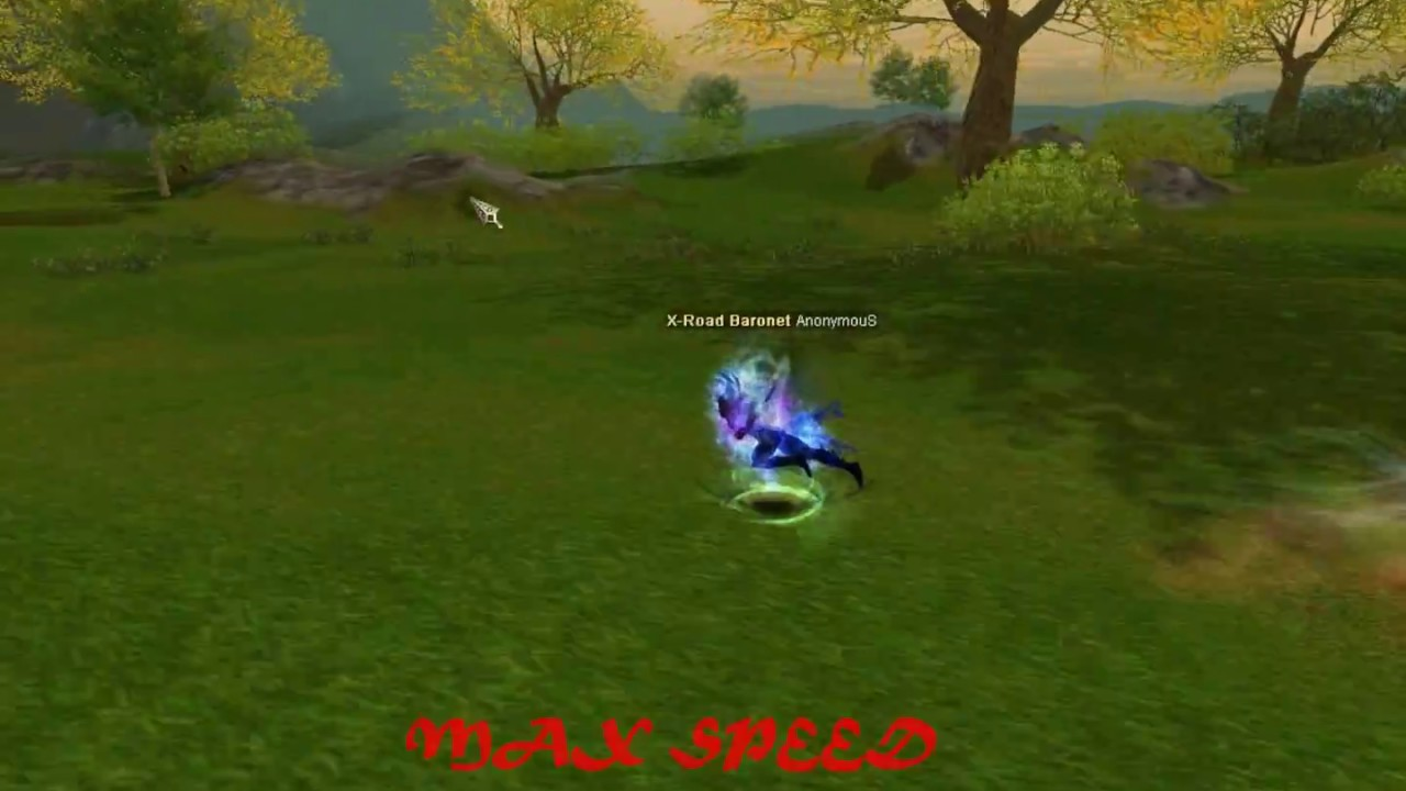 Silkroad Speed Bug