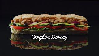 Промо Ролик | Сэндвич Subway Курица Терияки