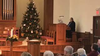 Advent Organ Concert Series- John Albright