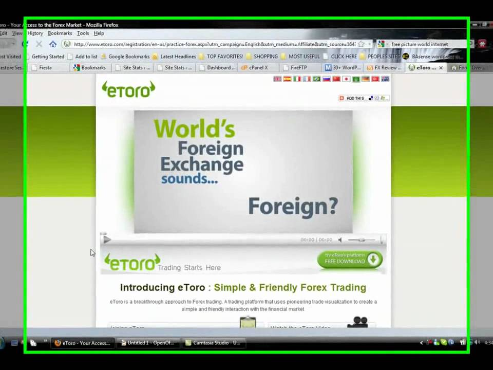 Tutorial video forex