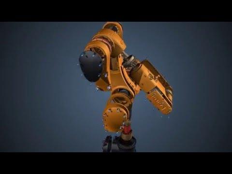 Inside a KUKA Robot
