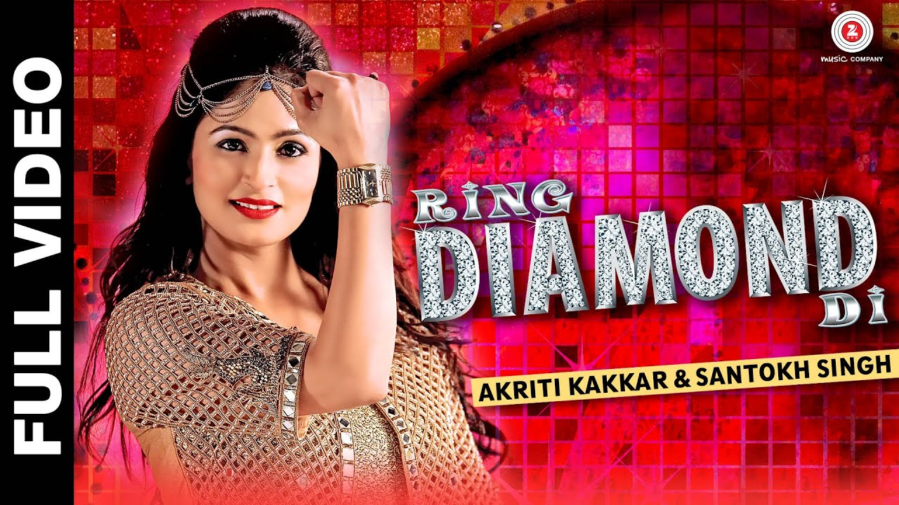 Diamond Ring Zee Music