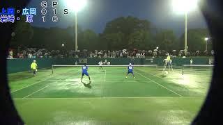 '17 全日本ソフトテニス選手権大会(群馬天皇杯) 準々決勝 1