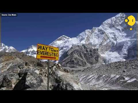 Specially-abled and solo climbers banned from climbing Everest