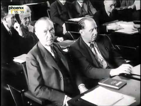 100 Jahre   Chronik   1949   Die Geburt der Bundesrepublik