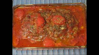 Mom's Old Fashioned Meatloaf From Scratch  - Cooking With Agent96 E#7