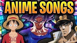 So We Made Anime Music Using Fortnite Music Blocks 3 (Dragon Ball, One Piece, JoJo)