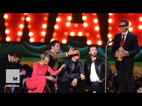 The best moments of the 2015 MTV Movie Awards | Mashable