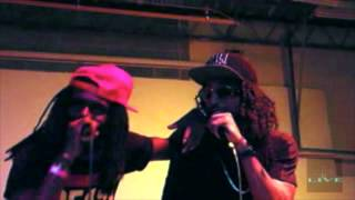 "MARYLAND MENACE ""4 THA LUV OF MONEY"" G MIX PERFORMANCE FT. ERIE AVE"