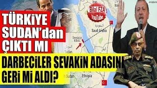Türk Üçgeninin Son Köşesi Sevakin Ne Oldu TÜRKLERİN AYAĞI KAYDIRILDI MI