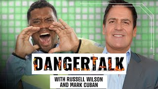 Mavericks owner Mark Cuban talks Luka Doncic, Shark Tank ventures with Russell Wilson | DangerTalk