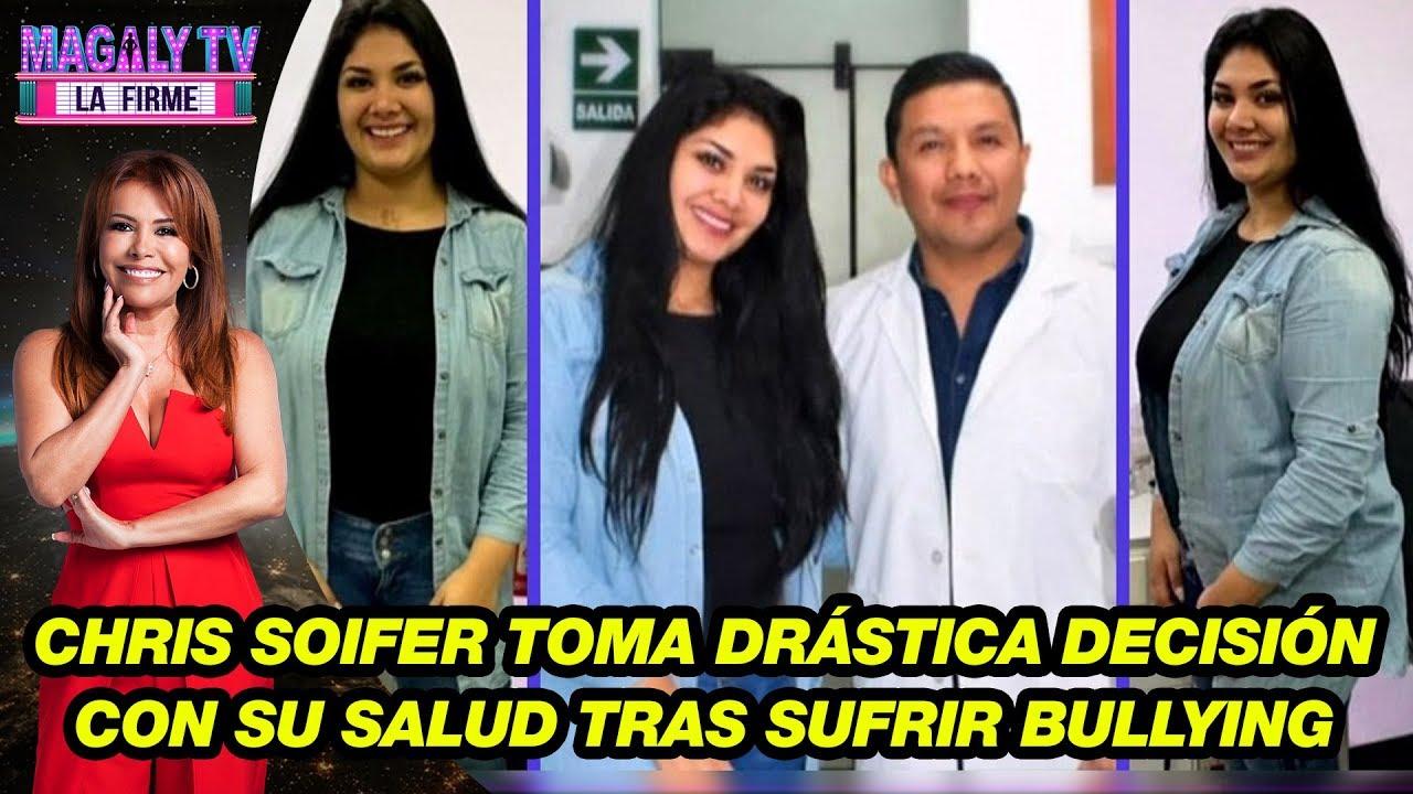 Estefany valenzuela antes y despues de adelgazar