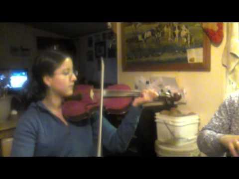 Jamie Fox and Kristian Bugge - A John Arcand tune