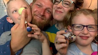 ASMR With Our Family Of Four!