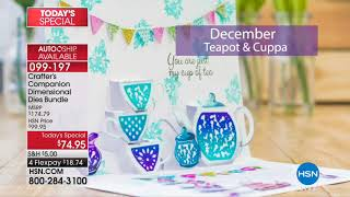 HSN   Crafter's Companion 05.02.2018 - 12 PM