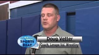 1 31 15 Sparta vs Lenape Valley Wrestling