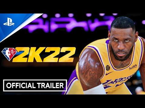NBA 2K22 Next Gen Gameplay Trailer (PS5/Xbox Series X) | Lakers vs Nets | 4K UHD Concept