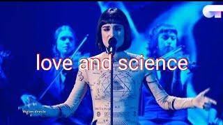 """THE SCIENTIST"" - NATALIA | GALA 10 | OT 2018 REACTION (im shook)"