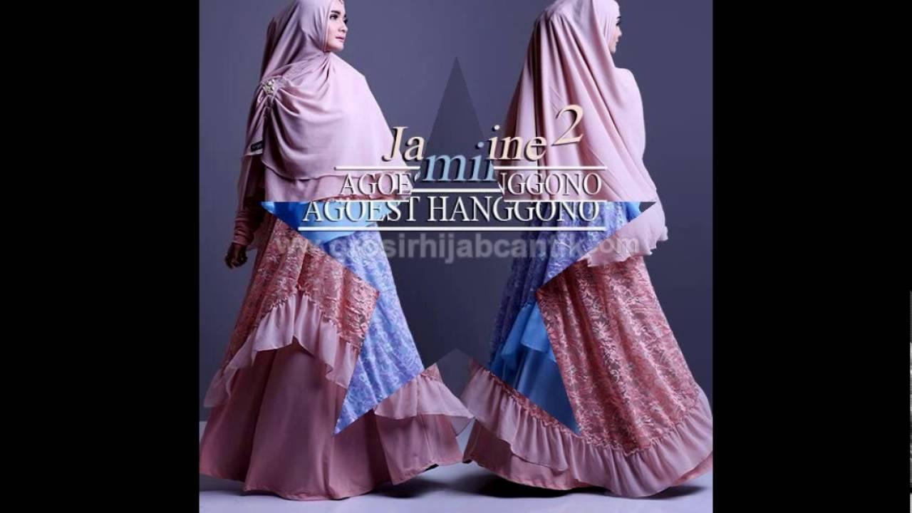 Jual Baju Muslim Online Baju Gamis Syar I Baju Gamis Model Baru
