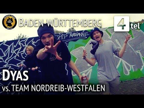 Dyas [BW] vs. Team Nordreib-Westalen [NRW] | BLB Viertel RR