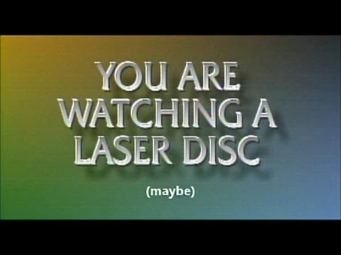 Oddity Archive: Episode 58  Laserdiscs and their children