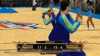 NBA 2K13 My Career - Streaking