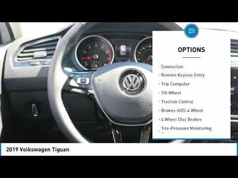 2019 Volkswagen Tiguan Woodland Hills CA N1832