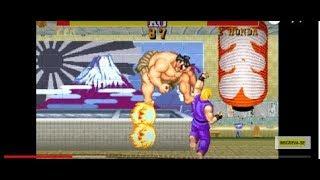 Street Fighter: Gold Edition - (Arcade) - { Ken } - Hack