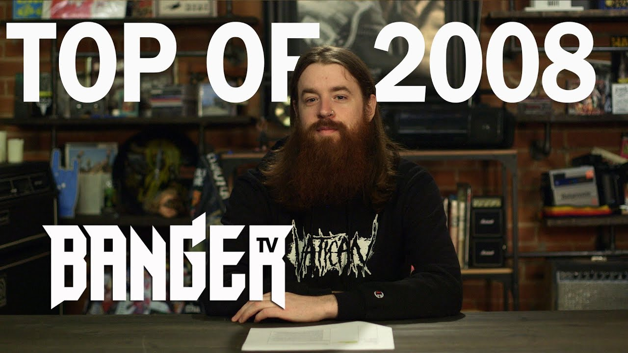 TOP 5 METAL ALBUMS OF 2008 as chosen by you | Overkill Reviews episode thumbnail