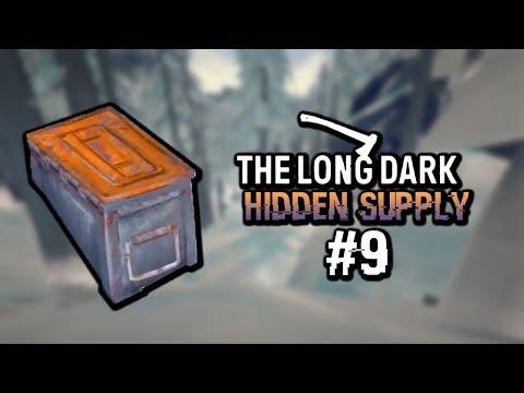 Lokasi Hidden Supply - The Long Dark - Gameplay Indonesia #9