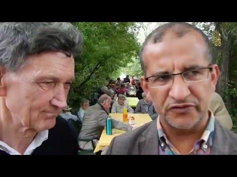 Pic-nic en famille entre Chrétiens et musulmans: Marseille le 8 mai 2016