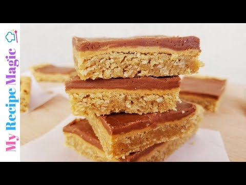 Best Ever Peanut Butter Bars