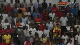 Vice Presidente declara aberta  22ª edição da Taça das Nações