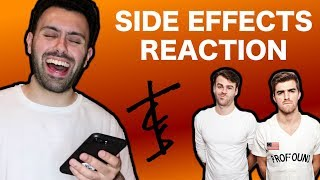 The Chainsmokers- Side Effects Feat. Emily Warren (REACTION) *AMAZING*