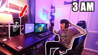 Playing FORTNITE With A CHILD PREDATOR & Then He CAME To My HOUSE!
