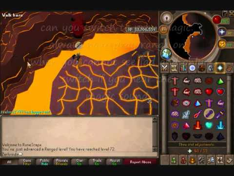Osrs: road to maxed zerker pure episode #22 fire cape and.