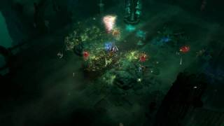 Diablo 3 Wizard Gameplay Part 1 (Awesome Quality)