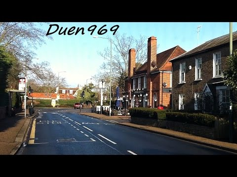 London Streets (497.) - Epsom - Kingston upon Thames - Richmond
